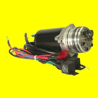 Tilt Power Trim Motor Pump Mercury Outboard 70 75 80 90 HP New