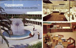 So Orlando FL Tupperware International Headquarters U s Hwy 441 and 17
