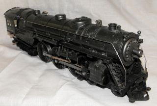 Lionel Train Pre War 763E Steam Locomotive O Gauge