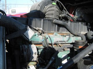 12 1 Liter Semi Tractor Trailer Engine 256 K Miles Great Cond