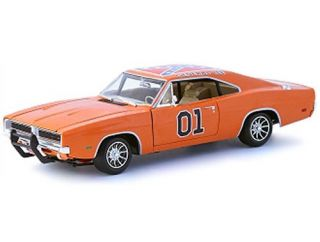 18 Dukes of Hazzard General Lee