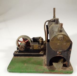 RARE Vintage s E L Major Steam Engine Model Signalling Equipment