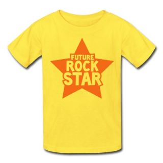 future rock star in pink T Shirt 9994986