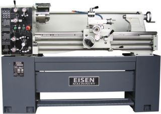 Eisen 1440E 14 x 40 Precision Engine Lathe Made in Taiwan Free