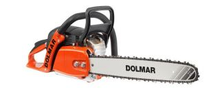 New Dolmar PS 421 Chainsaw 14 Bar 42 4 CC Compact Class Chain Saw