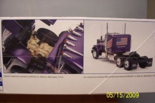 Revell 85 1506 Peterbilt 359 Conventional Trucks