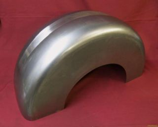 10 5 Rear Fender Blank for 16 18 Wheel Bobber Harley