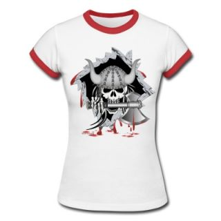 Viking Skull T Shirt 4723500