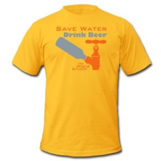 Save Water Drink Beer T Shirt 4578606