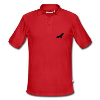 color   vampire bat blood night darkness Polo Shirt