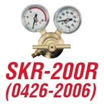 TurboTorch SKR 200R Cutskill Rear Entry Acetylene Regulator (0426 2006)