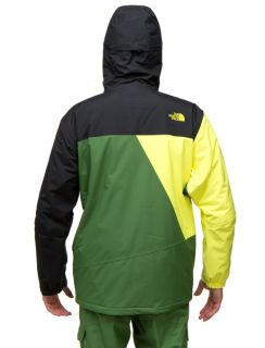 The North Face Gonzo Insulated Hyvent Energy Yellow Man. Ropa hombre