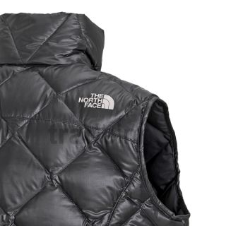 The North Face La Paz Down Vest Black Woman. Vêtements femme Vestes