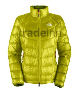 The North Face Diez Pertex Quantum Firefly Summit Series Woman. Ropa