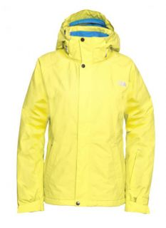 The North Face Afton Hyvent Energy Yellow Woman. Abbigliamento donna